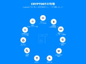CryptoGTの特徴・CryptoGT(クリプトGT)の登録ってなに?評判や取引所について