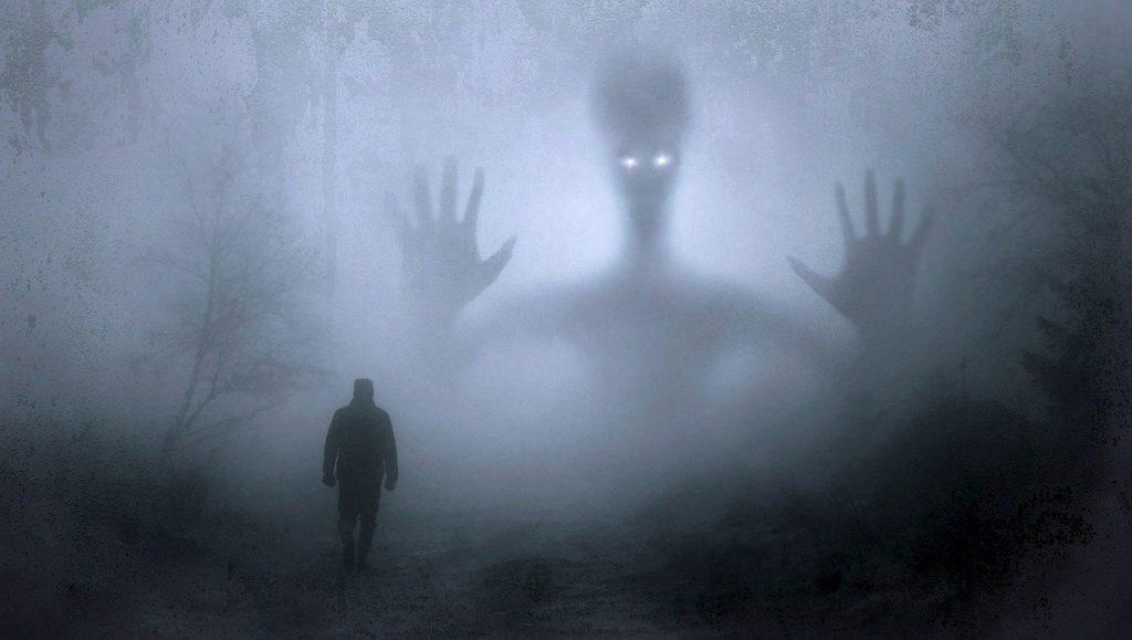 ファブリーズと幽霊について