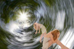 体外離脱と振動について