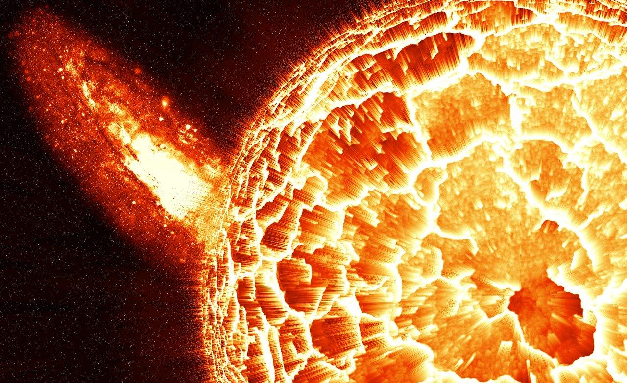ガンマ線バーストとHiZガンダム。2020年の天体現象とシリウス超新星の爆発
