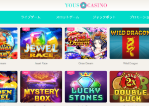 ユースカジノのOiran Dream