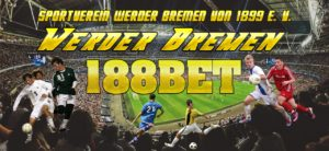 188betのボーナス、ヴェルダーブレーメン公式との契約締結が激アツ!